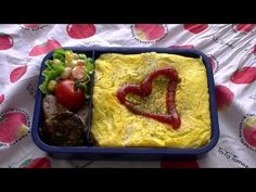 ▶ Bento Box and my lunch - YouTube