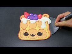 Num Noms Snackables Willy Waffles Pancake Tutorial