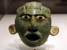 masque aztèque - Recherche Google