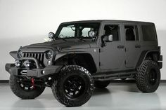 2014 Jeep Wrangler Unlimited (23S Pkg) We Finance in Dallas, Texas