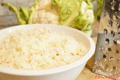 Květáková rýže - eKucharka.cz Grains, Low Carb, Food, Diet, Turmeric, Essen, Meals, Seeds, Yemek
