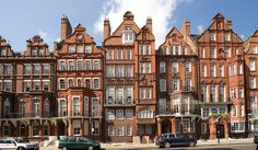 It contains London's most expensive block of flats, the world's most famous shop, Princess Diana's favourite restaurant and the homes of hundreds of A-listers.