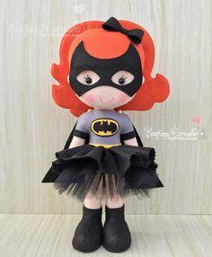 Superhero Party, Felt Dolls, Doll Clothes, Avengers, Minnie Mouse, Sewing, Halloween, Disney Characters, How To Make