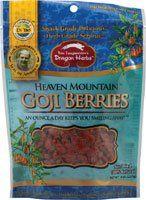 Dragon Herbs Heaven Mountain Goji Berries -- 8 oz $10.45