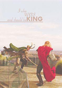 Thor & Loki 4/4