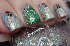Merry Christmas 2014 ~ More Nail Polish