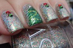 Merry Christmas 2014 ~ More Nail Polish