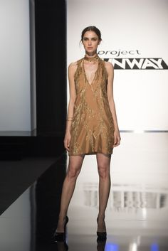 Season 15 Absolut Elyx Cocktail Dress Challenge: Designer Jenni's winning look