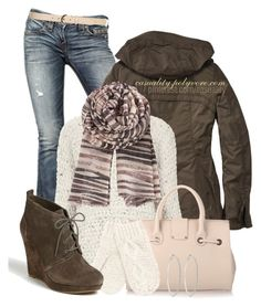 True Religion, Jimmy Choo, and Snake Striped Scarf by casuality on Polyvore featuring polyvore fashion style Topshop Parajumpers True Religion Jessica Simpson Jimmy Choo Roberta Chiarella BeckSöndergaard Mantaray Dorothy Perkins