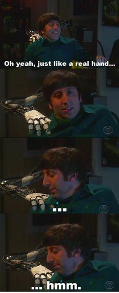 Howard- The Big Bang Theory