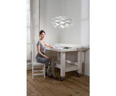 This impressive Kerdil 212 Pendant Light by Dyberg Larsen has been beautifully crafted by prestigious Scandinavian designer Frank Kerdil.