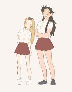 Embedded Haikyuu Genderbend, Haikyuu Fanart, Haikyuu Anime, Haikyuu Characters, Anime Characters, Yamaguchi Tadashi, Kuroo Tetsurou, Kagehina, Kuroken