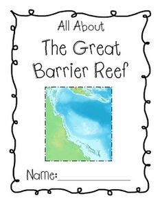 All About The Great Barrier Reef