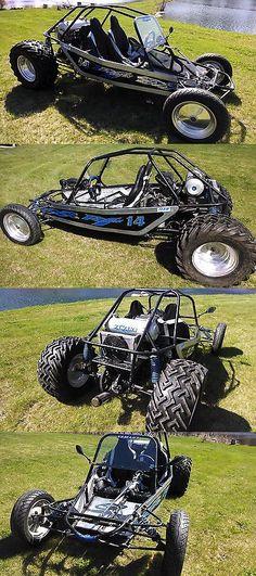YAMAHA R1 MOTORCYCLE POWERED MINI SAND RAIL DUN... - Exclusively on #priceabate #priceabatePowerSportsATVsUTVs! BUY IT NOW ONLY $8900 Motorized Big Wheel, Kart Cross, Extreme 4x4, Diy Go Kart, Off Road Buggy, Sport Trac, Sand Rail, Beach Buggy, Mobiles