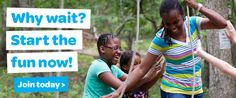 Why Wait? Start the Fun of Girl Scouting Now! Join Girl Scouts of Northern California! http://www.girlscoutsnorcal.org/join