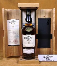 Glenlivet Whisky 25 y.o.