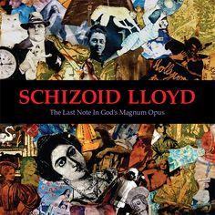 Schizoid Lloyd #progrock #artwork #awesome
