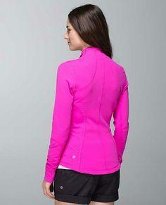 Lululemon Forme Jacket *Cuffins $108.00Paris Perfection ~