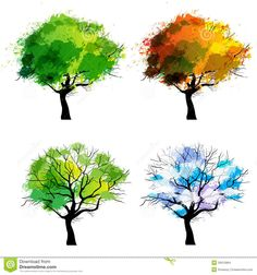 mandala tree and seasons - Google Search