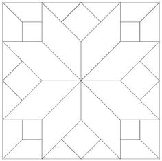 Printable Quilt Block Patterns | quilt block 7 blank possible ... : printable quilting templates - Adamdwight.com