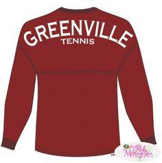 Greenville Tennis Jersey