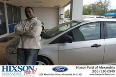 https://flic.kr/p/KMD5As | #HappyBirthday to Wade from Jourdan Stampley at Hixson Ford of Alexandria! | deliverymaxx.com/DealerReviews.aspx?DealerCode=UDRJ
