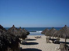 The Playa Royale Beach in Nuevo Vallarta