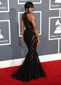 Kelly Rowland love this dress.