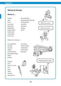 Näytesivu 14 Learn Finnish, Finnish Words, Finnish Language, Finland, Vocabulary, Classroom, Education, Studying, Languages