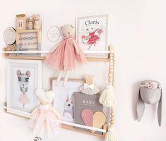 pic credit @harperquinn_ Ballerina Tutu, Shelfie, Girl Nursery, Photo Credit, Toddler Bed, Perfume Bottles, Boutique, Children, Room