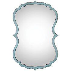 Uttermost 13925 Nicola Mirror Light Blue ** Check this awesome product by going to the link at the image. Note: It's an affiliate link to Amazon.