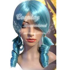 Where to Buy Best Halloween Cosplay Costume Wigs Los Angeles for Women SKU-158089