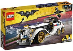 "Omg. I need this baby in my life. Quote: ""LEGO Batman Movie Penguin Artic Roller - 70911"""