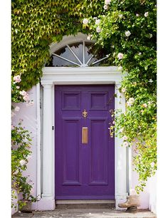 Your door sets the style tone for your whole home, so we've gathered some gorgeous...