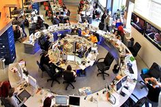 Twitter, Reddit and the newsroom of the future