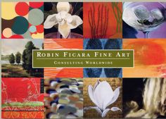 Robin ficara fine art full service art consulting firm with over 25