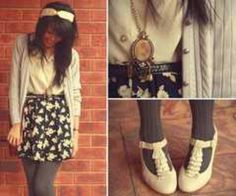 Vintage outfit...