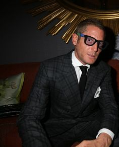 double Dandy, Lapo Elkann, Italian Outfits, Black Women, Dress Shoes, Suit Jacket, Mens Fashion, Costumes, Suits