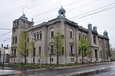 小樽の近代建築群~北海道小樽市~