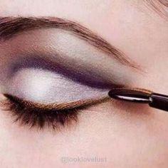 10 Pc Oval Foundation Makeup Brush Set