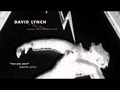 DAVID LYNCH & BASTILLE • ARE YOU SURE 12`24`14