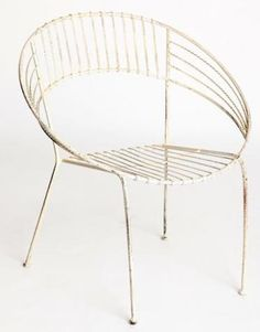 Loop Chair: this is what changes a porch into a patio