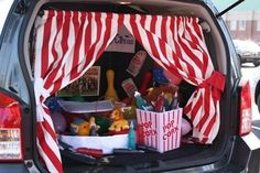 car or treat decorating ideas day in the life of the perkins family trunk or treat trunk or treat pinterest