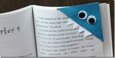 cool bookmark to make