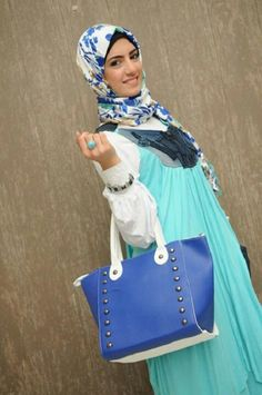 20 Daily Hijab Looks: Ideas and Style  5847c0a7d550794d830417508cbd4c5a