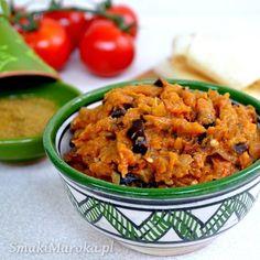 Błyskawiczne rogaliki śniadaniowe z makiem - SmakiMaroka.pl Risotto, Macaroni And Cheese, Grains, Curry, Rice, Ethnic Recipes, Food, Moroccan Cuisine, Healthy Eating