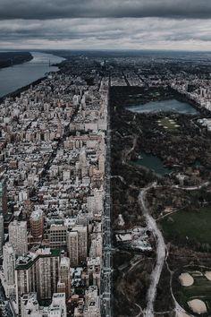 Central Park, New York City — Steemit Central Park Nyc, Manhattan Skyline, Manhattan Bridge, Brooklyn Bridge, Places In New York, Tumblr, World Cities, Great Places, New York City