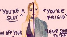 Powerful illustration perfectly sums up the pressures women face