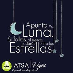 Que tu límite sea la luna.   Atrévete a descubrir los destinos que ATSA viaje ha preparado para ti.  +Info al 50231008 ext 602 visita: www.atsaviajes.com #flymetothemoon #AtreveteAviajar #ATSaviajes #yoamoviajar #Soyviajera #soyviajero #viajes