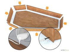 How to Make a Coffin: 9 Steps